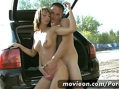 Hot car fuck - Part 1
