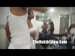 Amateur Brazilian Strippers Gettin ghetto Fuckked