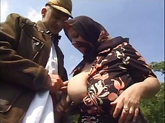 Granny Fucked in the Fields 2 - Cireman