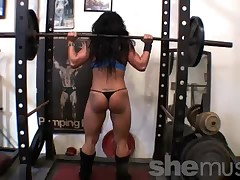 Rhonda Lee Quaresma - Heavy and Buff