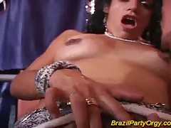 Brazilian party orgy hard fuck and oral penetrations