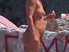 Nude beach 16