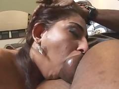 Brazilian Dildo Babe