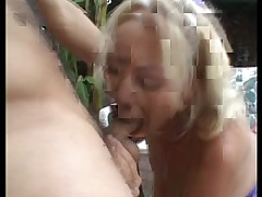 Beautiful Mature Granny and Young Man - Driver72