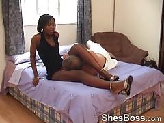 Black nurse smothers her patient - part 2