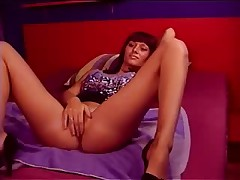 Russian girl stripping