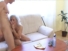Granny Gets Dusted Down
