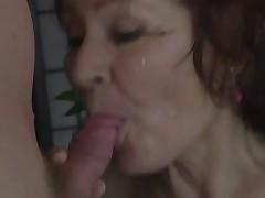 Pervert Russian moaning lady.
