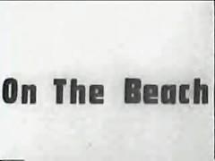 On the beach (1923 porn clip )
