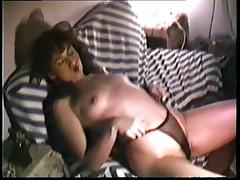 Slutzebras hot and wild masturbation