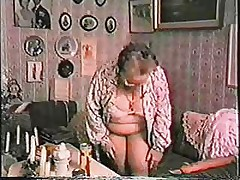 My granny is a whore ! Amateur mature