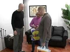 Kermis Granny in Threesome Sex by snahbrandy