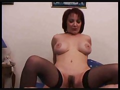 French Mature Woman Making Love by TROC