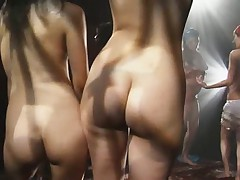 Nude Bellydancers