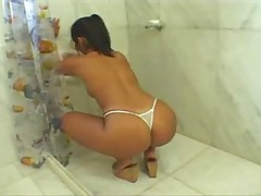 BRAZILIAN GIRL - MAID SERVICE #012NT