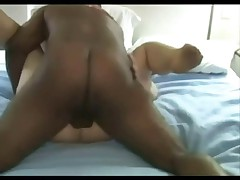 Swinger wife slut creampied by black men - snake