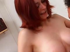 Leeloo 3 , french redhead