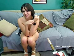 Amateur fucking machine webcam Missy Martinez