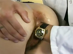 SUPER SEXY BITCH - FUCKED and FISTED BY DOCTOR