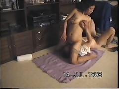 Filipina wife gets fuck