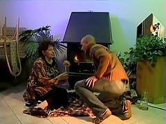 Granny Maria's Anal Seduction