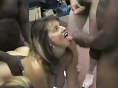 Party Girls Getting Some BBC