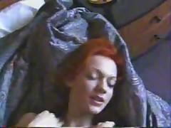 Sexy French Redhead