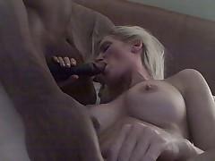 Blonde wife 2