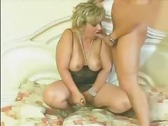 German BBW Fat Granny
