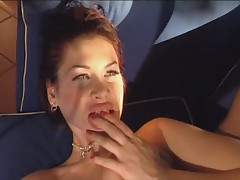 Chipy Marlow 4some anal