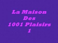 Vintage La Maison Des 1001 Plaisirs 1 N15