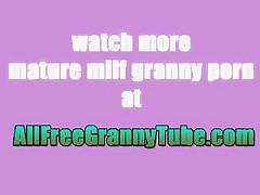 Homemade Granny Fucking