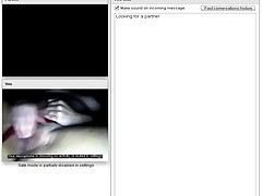 Chatroulette #70 Horny brazilian perfect body masturbates