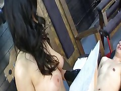 Evie Delatosso Dungeon Smother