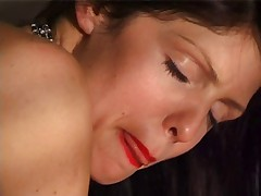 Young French Penny masturbates for you.