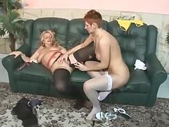 Hot Granny Lesbian
