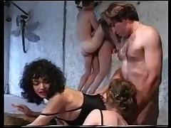Orgie entre copains