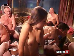 Wild Groupsex Party