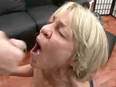 Powered Granny Needs Two Cocks To Satisfy Her !