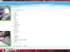 Cam to cam with greekcock on msn
