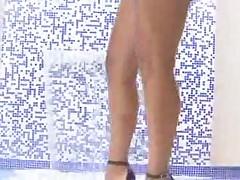 Brazilian Regina Rizzi