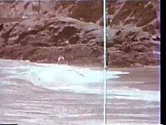 Vintage: Pretty Beach Blonde