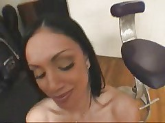 Ice Lafox blowjob