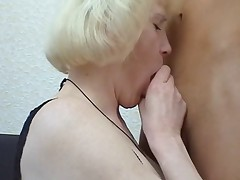 Granny Adores Cock