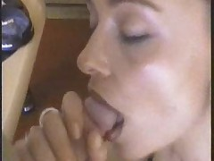 Young nylon fetish girl first time