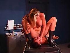 Lucky slave