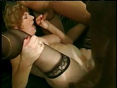 Mature Female parent Diane Richards Gets Overloaded With Cock