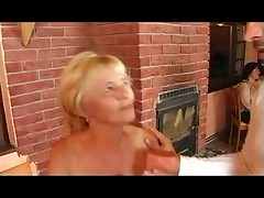 Granny Gets Help fro their way Toy