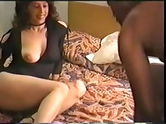 Swinger wife slut yon her big black lover - windings