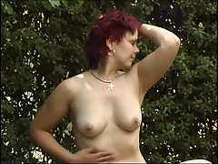 Public Nudity Punk Slut